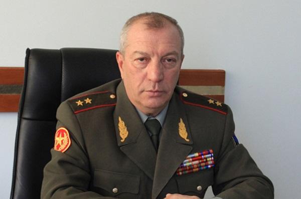 Коррумпированного генерала возвращают в Генштаб