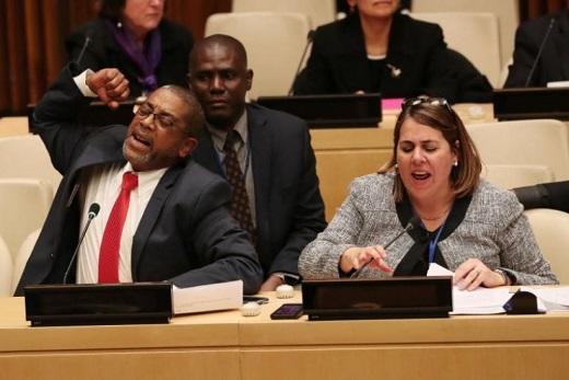 ABŞ və Kuba arasında BMT-də qalmaqal yaşandı