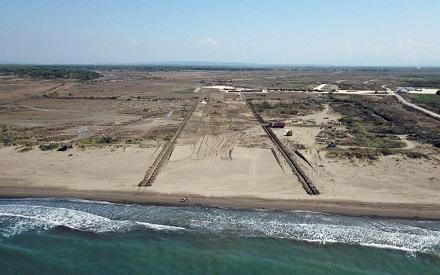 Albaniyada TAP-ın dəniz hissəsinin tikintisinə başlanıldı