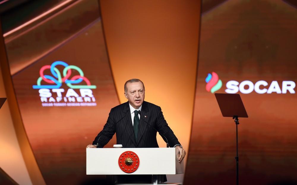 """Ərdoğandan Qarabağ açıqlaması: """"Dur!"""""""