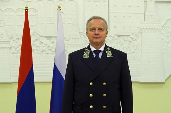 Российский посол рассказал об отношениях с Арменией