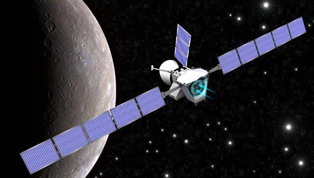 Миссия BepiColombо успешно стартовала к Меркурию