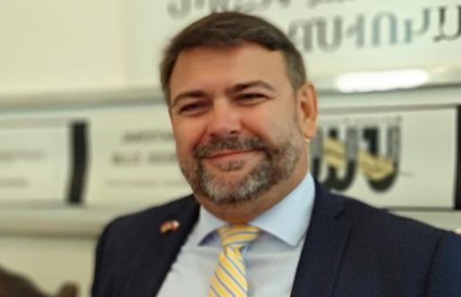 Посол Чехии поддержал возвращение оккупированных территорий