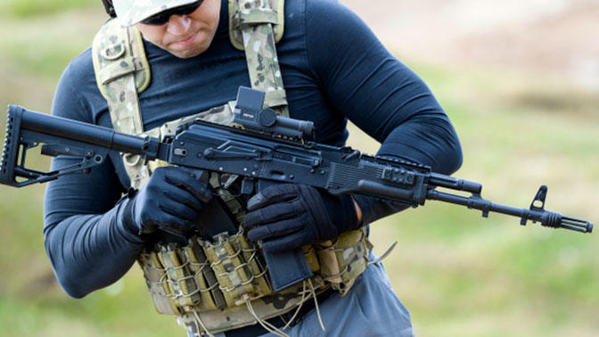 АК-47М признан одним из лучших автоматов в мире