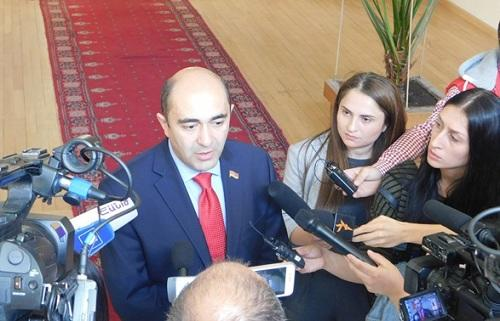 Депутат от «Елк» не удивлен заявлением посла Миллса