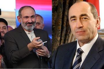 Кочарян бросил вызов Пашиняну