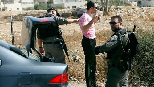 Арестован губернатор Восточного Иерусалима