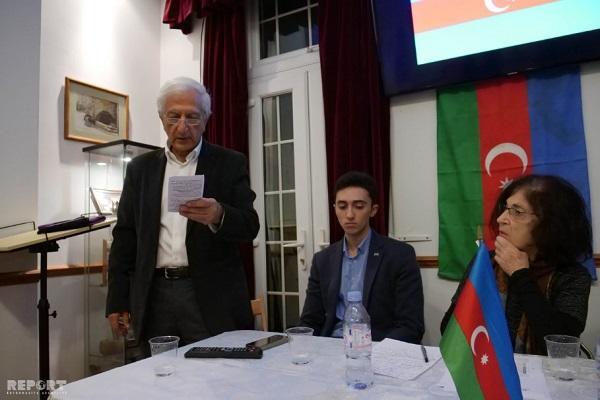 В Лондоне отпраздновали День независимости Азербайджана