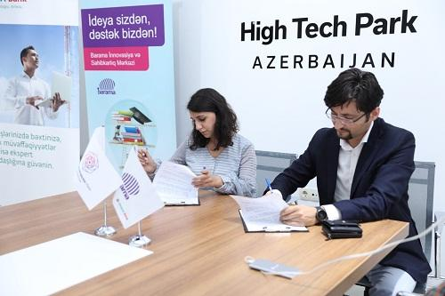 Azercell and HTP sign a cooperation memorandum