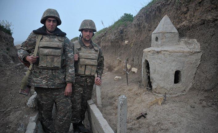 История переселения братьев - сирийских армян - в Карабах