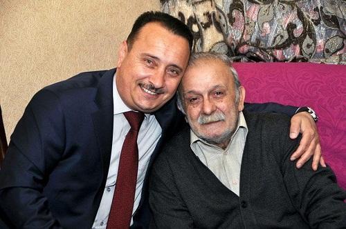 Əli Qafarov vəfat etdi -  Foto