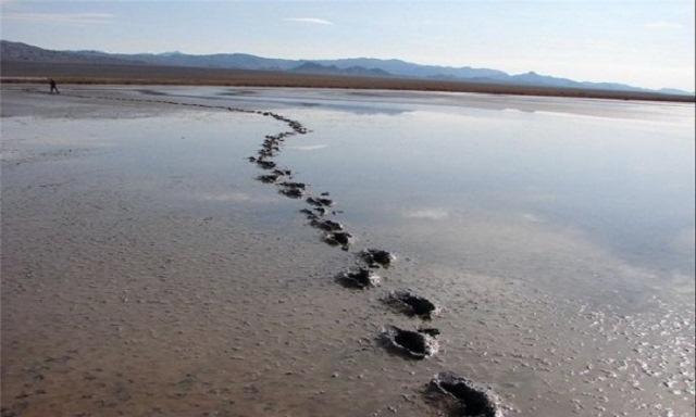 Seyran gölü də qurudu