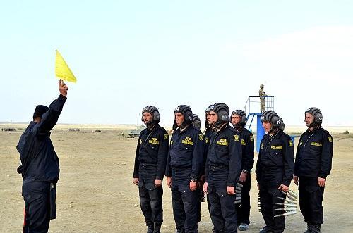 Экипажи БМП выполняют боевые стрельбы – Видео