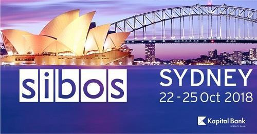 Kapital Bank принимает участие в выставке SIBOS