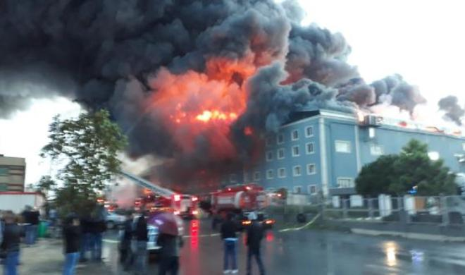 A terrible fire in Istanbul: 2 dead, 4 injured