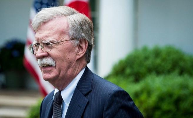 Bolton is to reveal White House secrets in a book