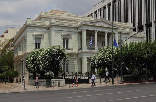 Греческий МИД заявил протест Турции