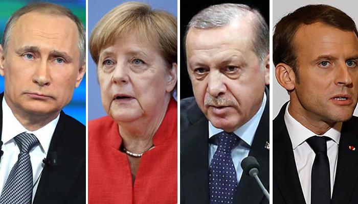Liviya konfransı sona açdı: Dünya liderləri razılığa gəldi