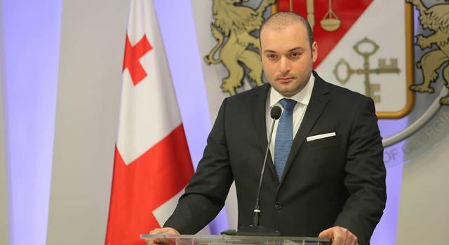 Gürcü baş nazirdən mediaya Keşikçidağ müraciəti