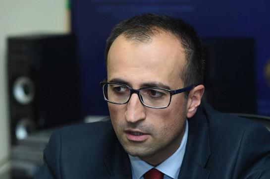 Министр Арсен Торосян выписал себе на 8 марта премию в $5 тыс