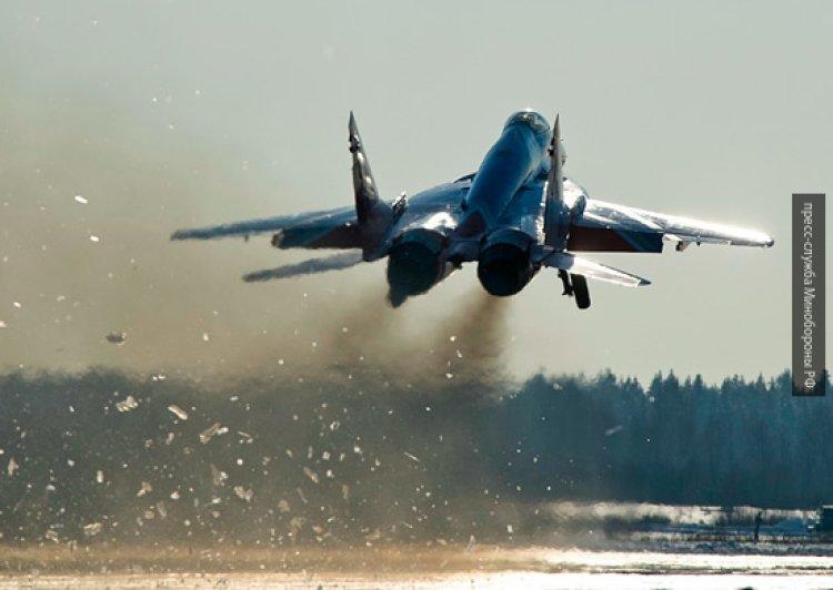 МиГ-29К разбился в Индии
