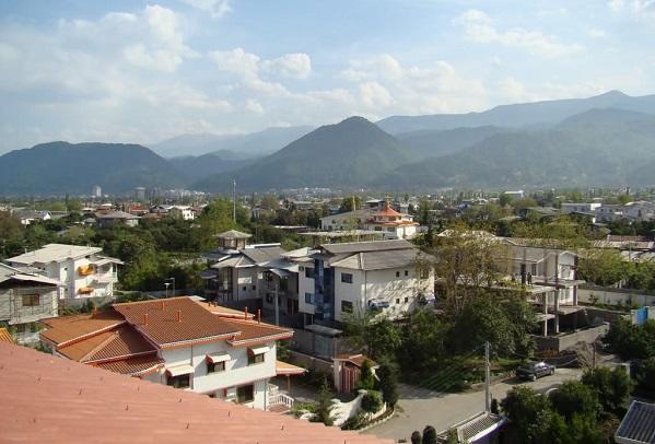 ایرانین رامسر شهری تمامیله کارانتینه آلیندی