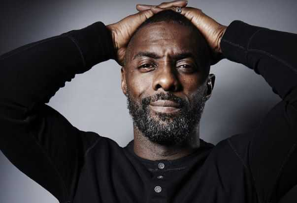 Idris Elba cannot get home after the quarantine period