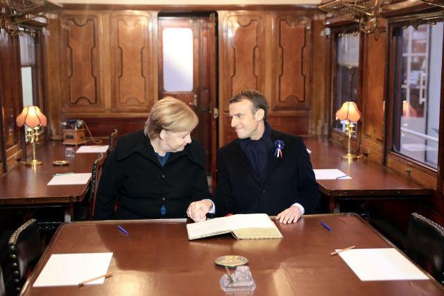 İqlim böhranı: Merkellə Makron mübahisə etdi