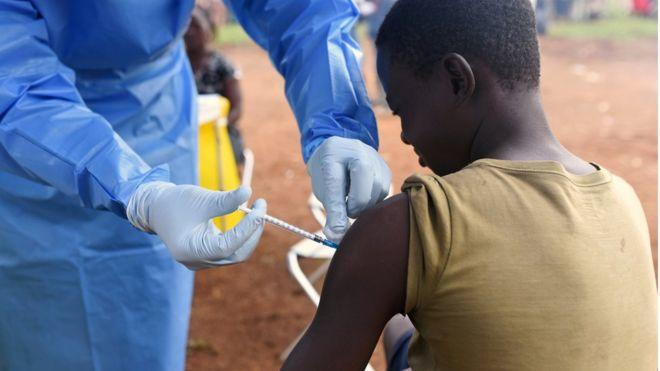 Congo to start using Johnson & Johnson Ebola vaccine