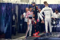 Verstappen: He is a 'f****** idiot'!