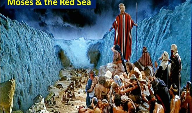 """Ohh, sea. We can't cross it!""