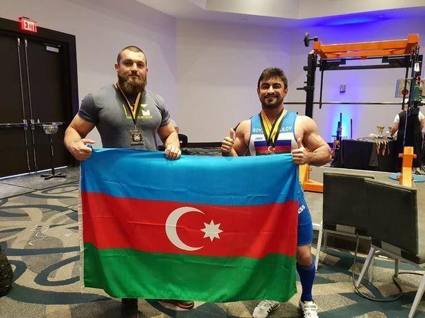 Четыре азербайджанца стали чемпионами мира в США