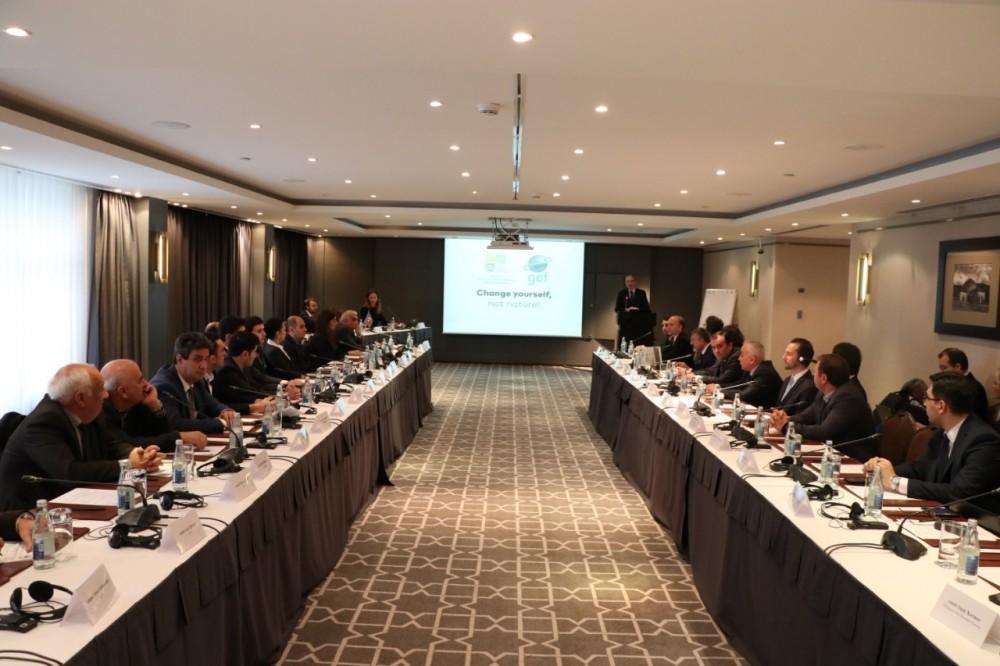 Azərbaycanda ilk: QEF-in seminarı keçirildi