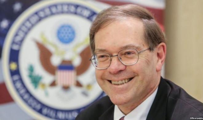 US Ambassador on upcoming meeting in Washington