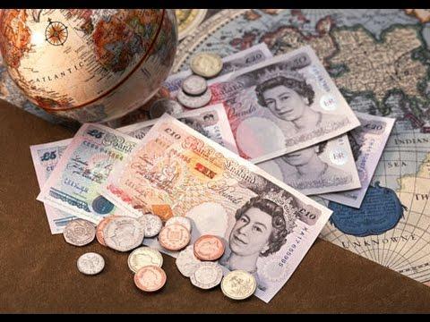 Британский фунт стерлингов рухнул