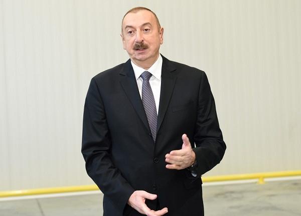 Şəhid ailəsindən prezidentə minnətdarlıq...