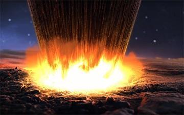 Yer dəhşətli meteoritlə toqquşdu, nəticədə... - Sensasiyalı kəşf