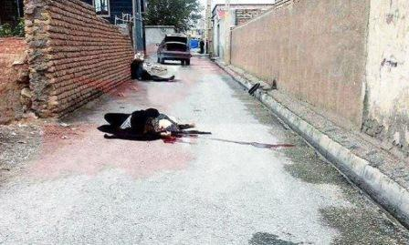 شوتدا عائله موناقیشهسی زمینینده قتل تؤردیلیب-فوتو