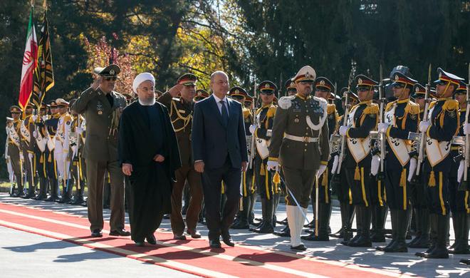 Rouhani sees Iran-Iraq trade rising to $20 billion