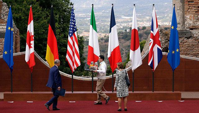 Во Франции назвали условия участия России в саммите G7
