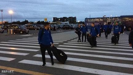 Millimiz son matç üçün Kosovoya yollandı - Foto