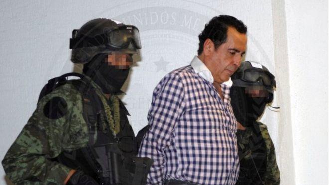 'El Chapo' rival Héctor Beltrán Leyva dies in jail
