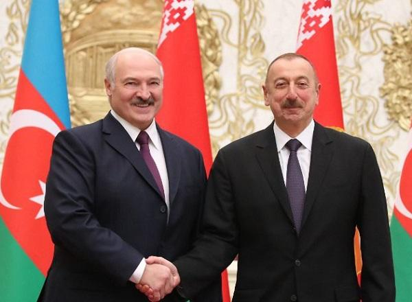 Lukaşenko Əliyevlə görüşdə: Nə lazımdırsa, edirik...