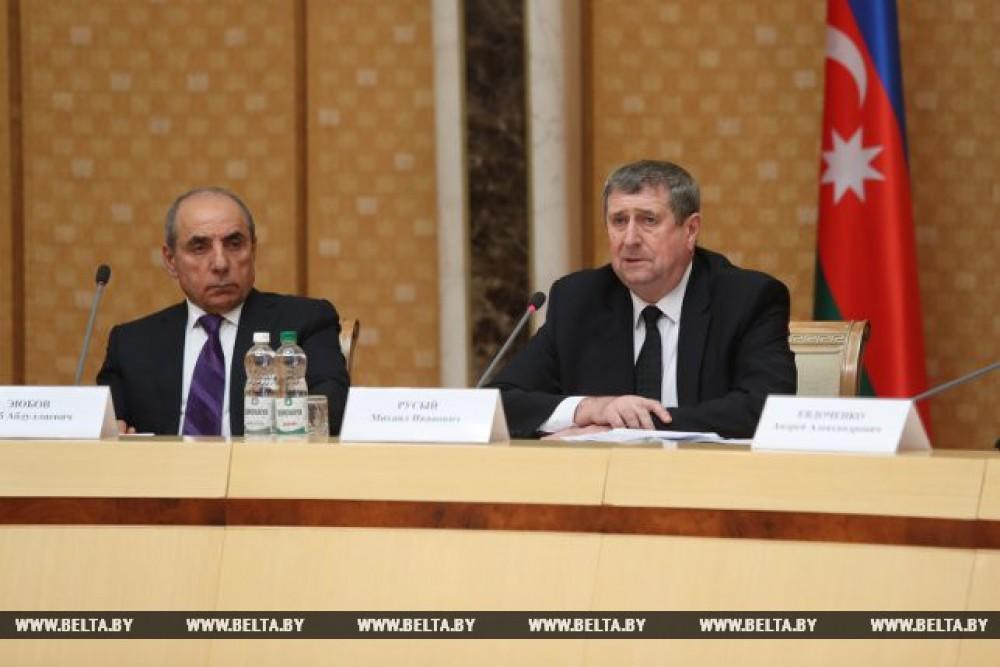 Belarusda hökumətlərarası komissiyanın iclası keçirildi - Foto