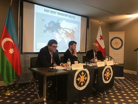 ABŞ, Azərbaycan və Gürcüstan birgə tədbir keçirdi