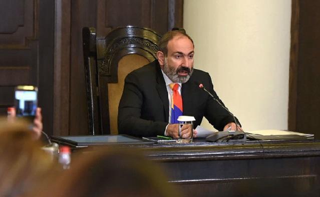 Пашинян полностью стал Мade in Armenia