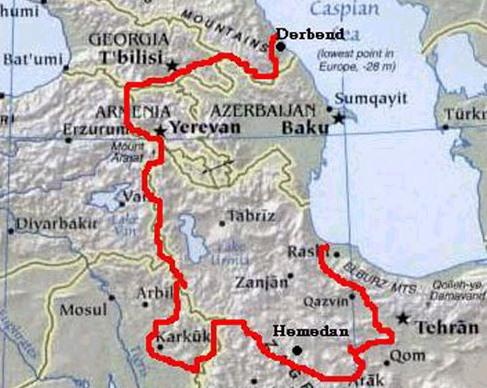 """آذربایجان"""" سؤزو بوندان سونرا بئله یازیلاجاق"""""""