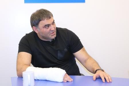 """Direktoru döyən """"Drakon""""a cinayət işi açıldı"""