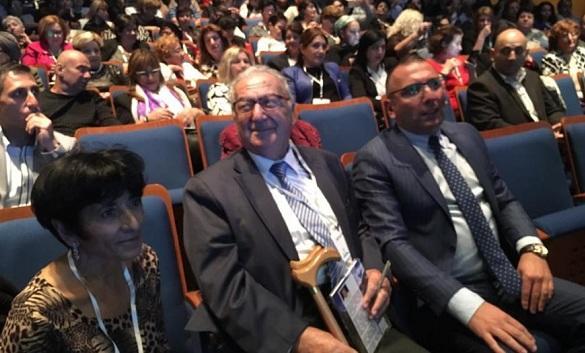 Горские евреи собрались на конгресс в Иерусалиме