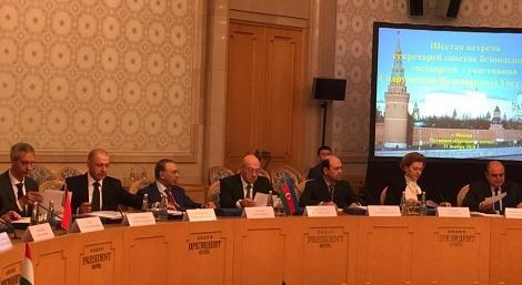 Ramiz Mehdiyev Moskvada: Patruşev və Zasla görüşdü - Foto